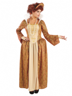 Tudor Queen Costume  (FANC13797)